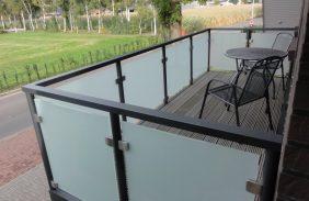 Balkon-Belag mit WPC