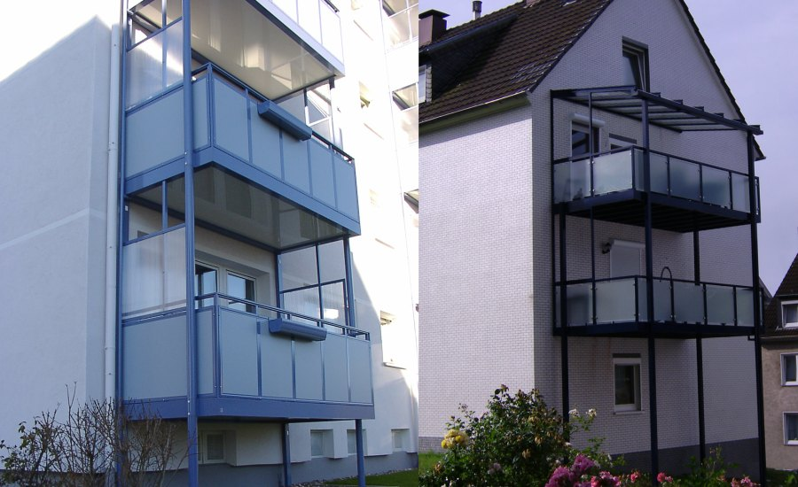 Balkon Tapken Alu Bau Gmbh Co Kg